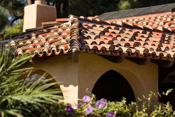 clay-roof-tile